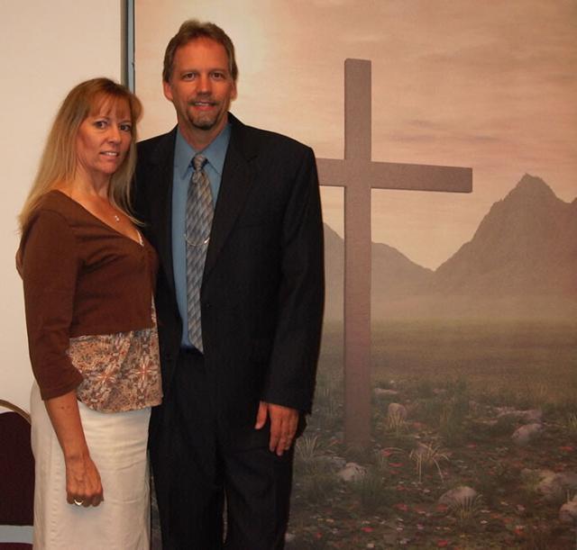 Pastor Richard Thomas